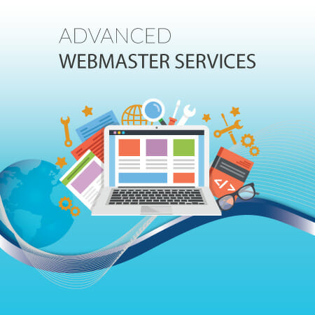 Webmaster Services - Advanced