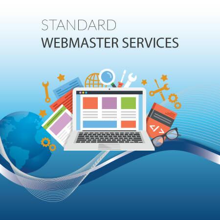 Webmaster Services - Standard